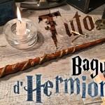 Tuto DIY - La baguette magique d'Hermione Granger