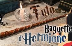 Baguette Hermione diy