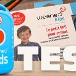 Test du Traceur GPS pour enfant Weenect Kids