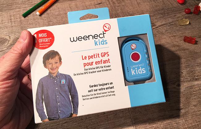 Weenect Kids traceur GPS