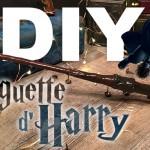 Tuto DIY – La baguette magique d'Harry Potter