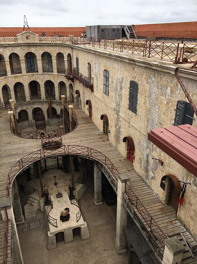 Fort Boyard visite