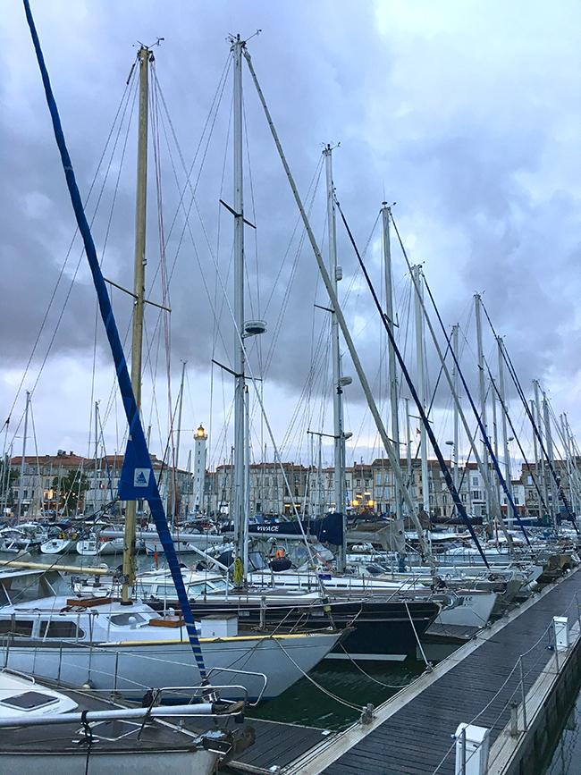La rochelle Port plaisance
