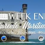 Week-end en Charente-Maritime (avec visite exceptionnelle de...