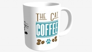 Mug Coffee the Cat