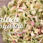 Recette : La Salade Savoyarde qui s'la pète un peu