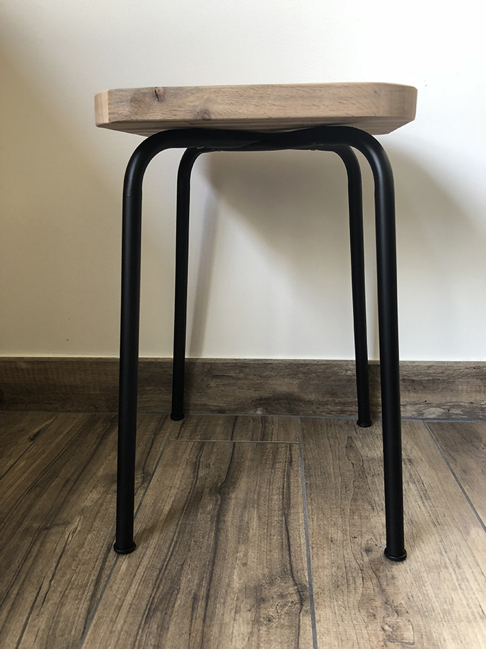 Upcycling tabouret 2