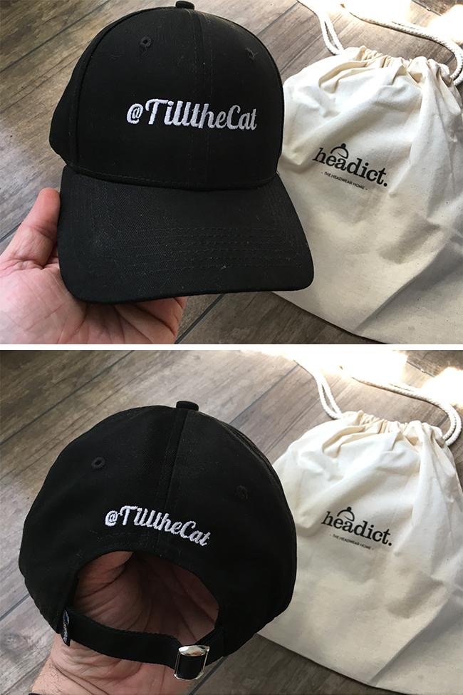 Headict Tillthecat