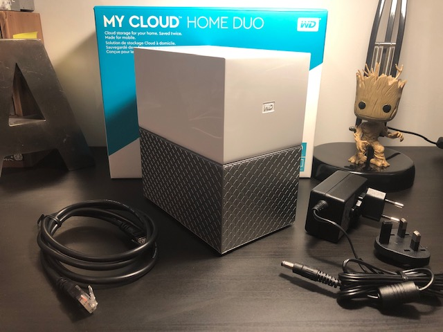 My Cloud Home Duo8To