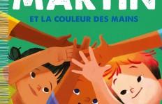 Martin couleur mains couv